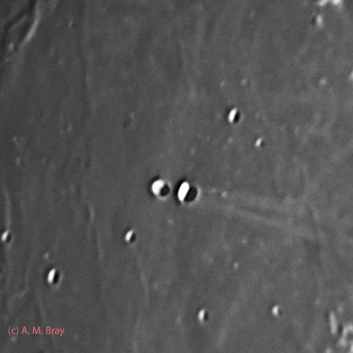 Messier crater