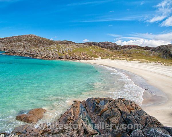 Achmelvich Beach - Scottish Highlands