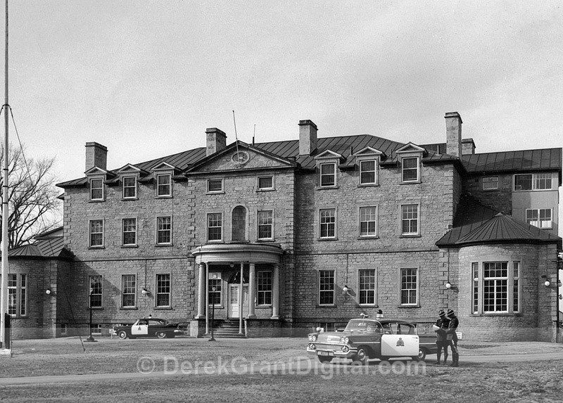 Old Government House, Fredericton New Brunswick 1950s - Historic New Brunswick