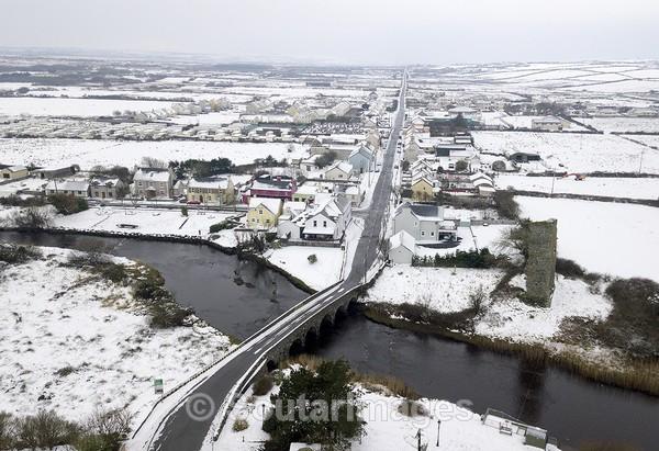 DJI_0277 copy - Snowy Doonbeg, March 18