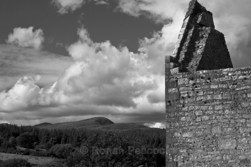 Burrishoole Abbey - Ruins and Not So Ruined