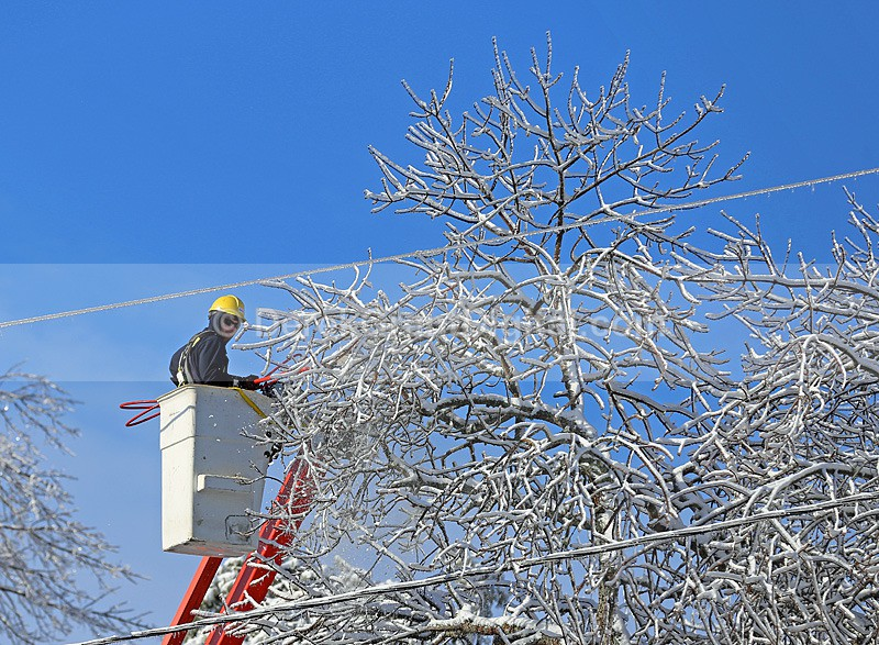 Preventive Maintenance - The Great Ice Storm of 2013