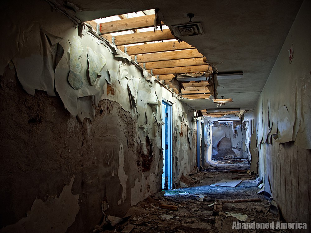 Tome School (Port Deposit, MD) | Lacerated Ceiling - Tome School for Boys