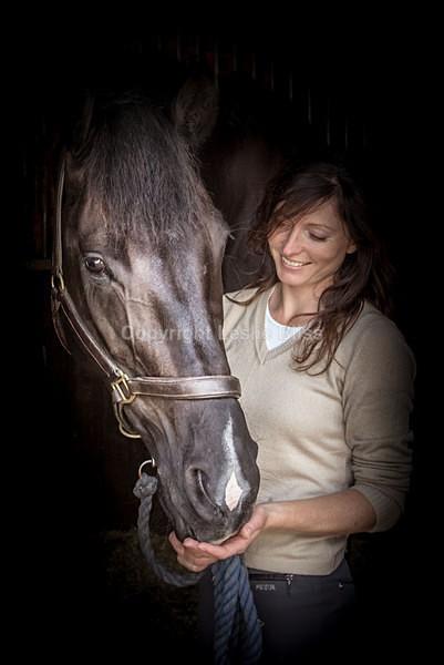 Nikki Crisp - Dressage Rider Portraits