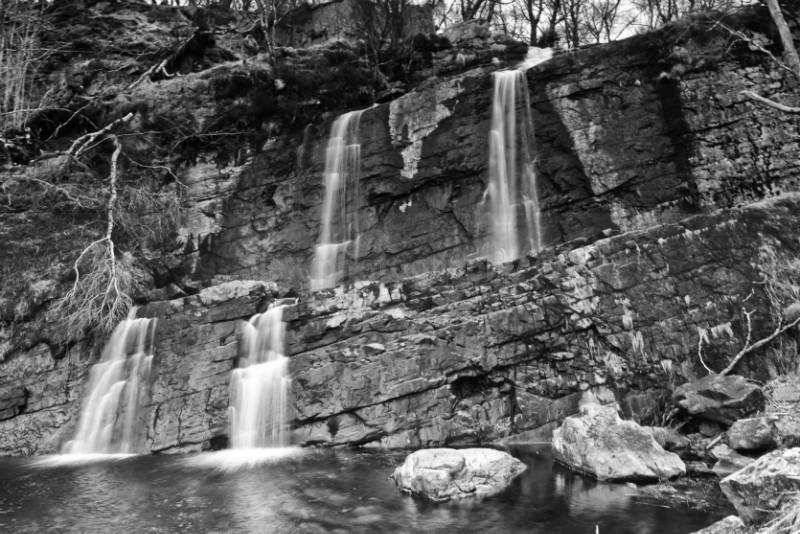 Secret waterfall - Landscape & Seascape