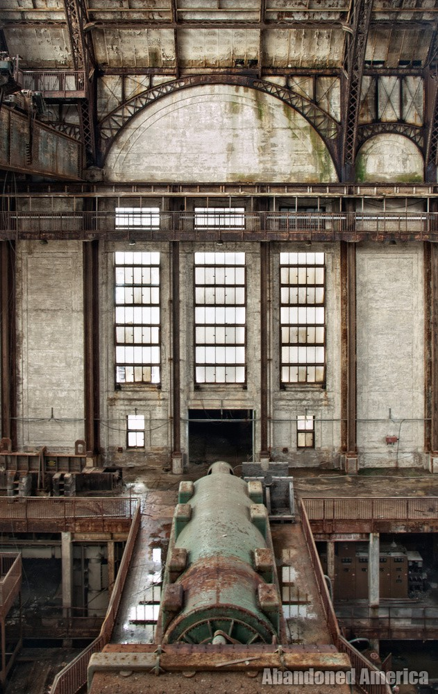 counterpoint to our fundamental failures - Portside Power Plant*
