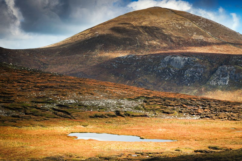 Mourne Light - The Mourne Mountains (Spring,Summer and Autumn)