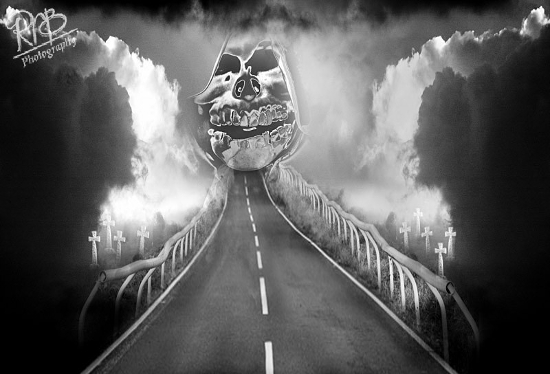 End Of The Road - Creative Images