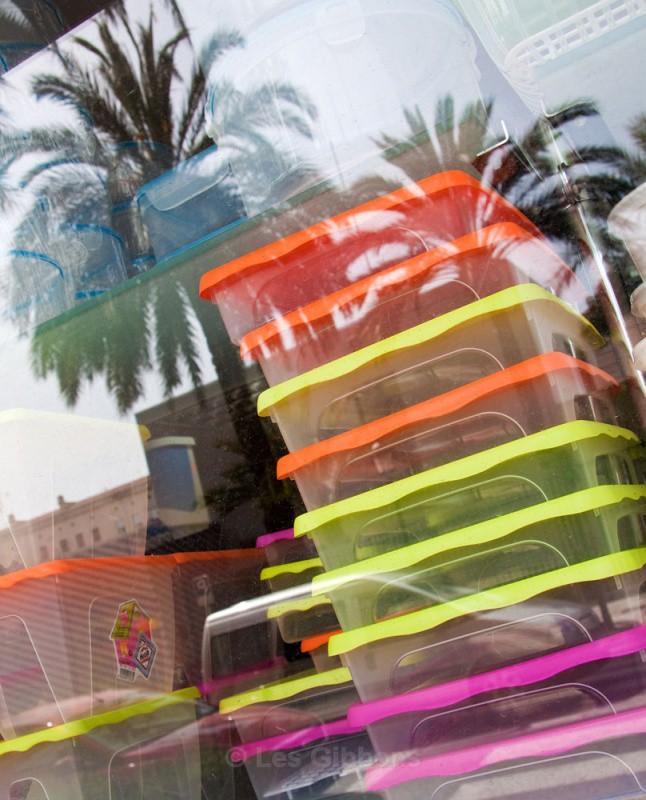 plastic trees - Valencia