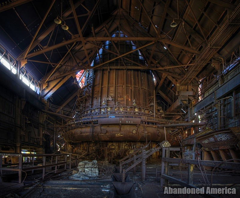 Carrie Furnaces (Rankin, PA) | our finest moments - Carrie Furnaces
