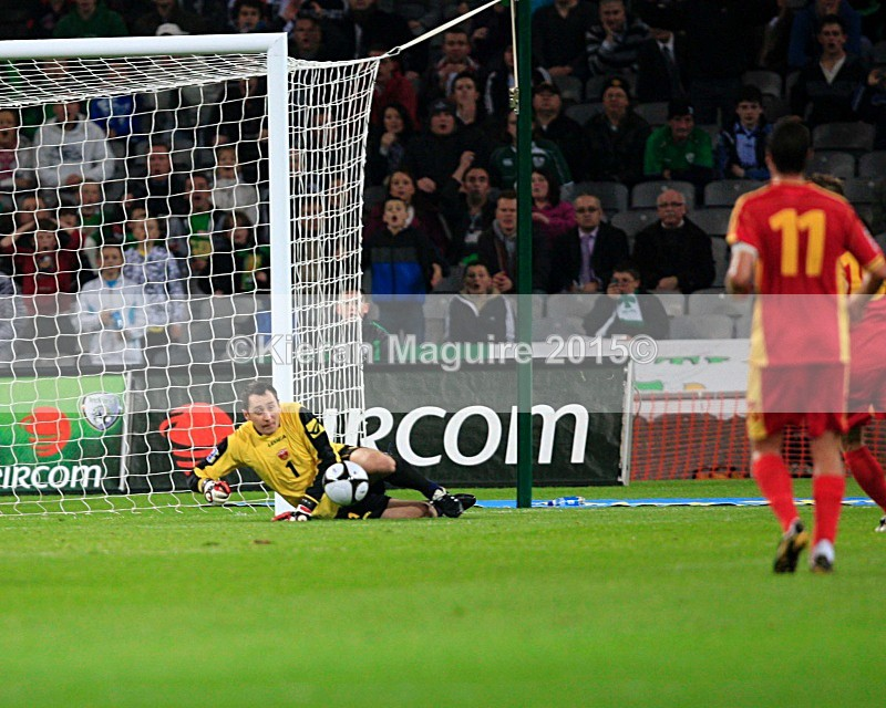 _MGN8954 - FIFA World Cup Qualifer Republic of Ireland v Montenegro 14/10/09