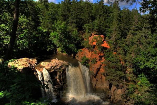 Ramsey Falls (III) - Ramsey Falls - Redwood Falls, MN