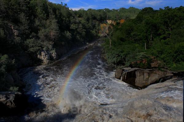 Rainbow Falls - Ramsey Falls - Redwood Falls, MN