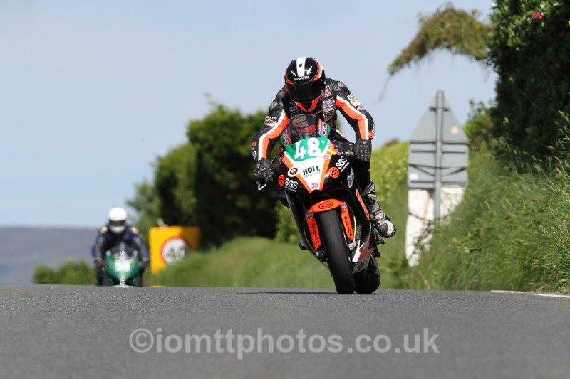 Connor Behan Kawasaki / KMR Kawasaki/SGS International - Bikenation Lightweight TT