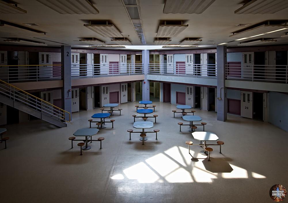 Abandoned prison | Abandoned America