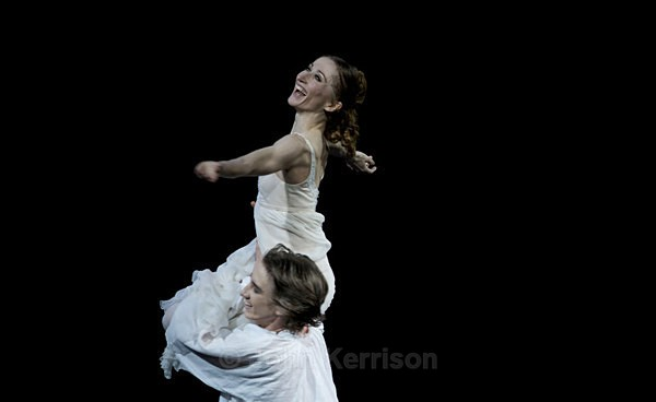 Daria Klimentova and Vadim Muntagirov (Romeo and Juliet) - Daria Klimentova and Vadim Muntagirov - Romeo and Juliet