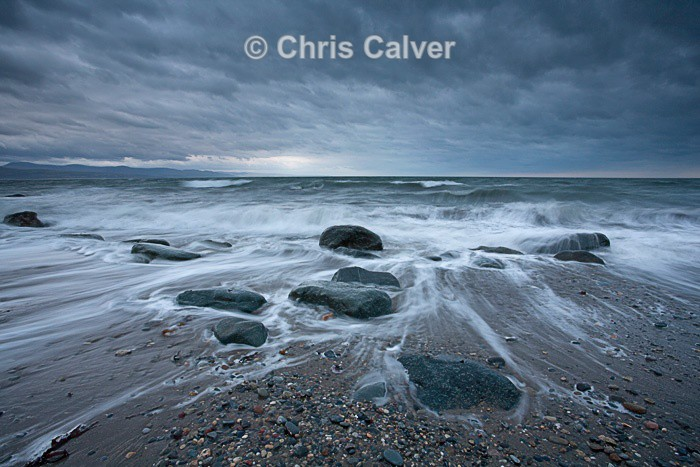 Swirls - Other Seascapes