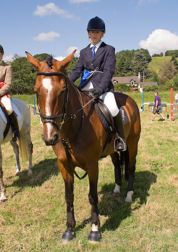 133 - Moniaive Horse Show 2008