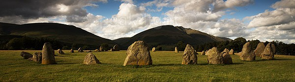 Castlerigg Circle - Panoramics