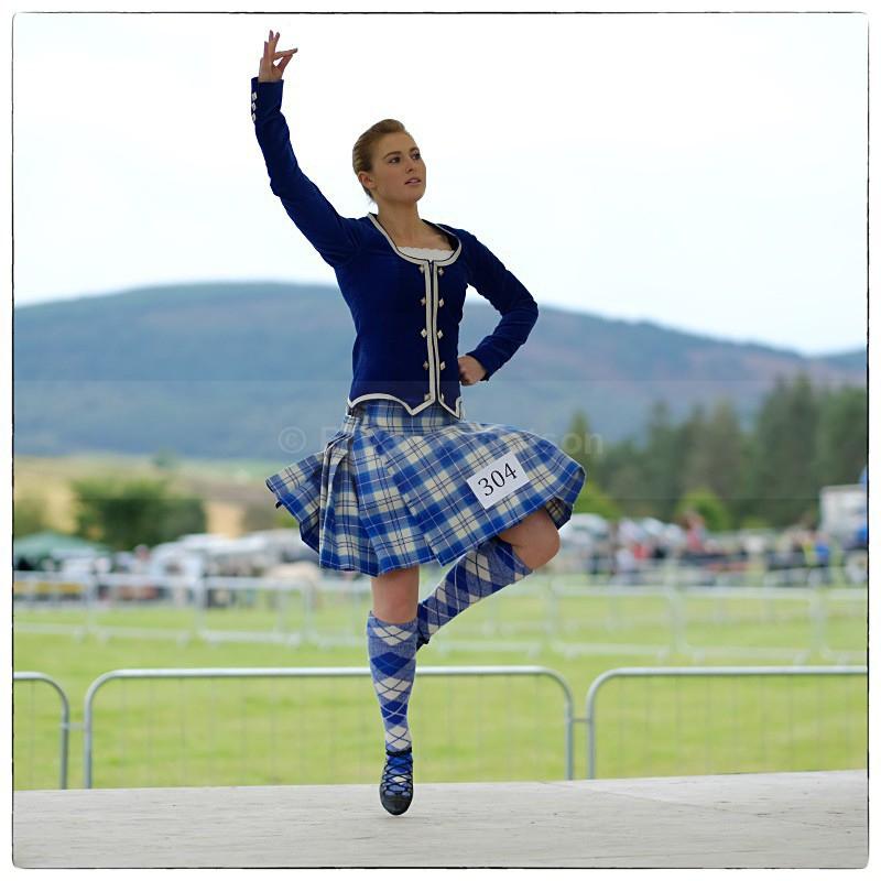 Highland Dancer - Flavour of Aberdeenshire