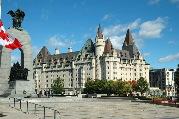 Chateau Laurier 3 - Summer