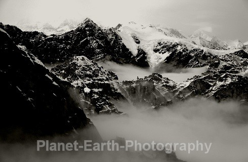 Talkeetna Range - Alaska & Canada