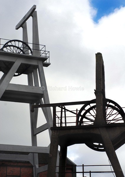 Foxfield Headstocks - Potteries Images
