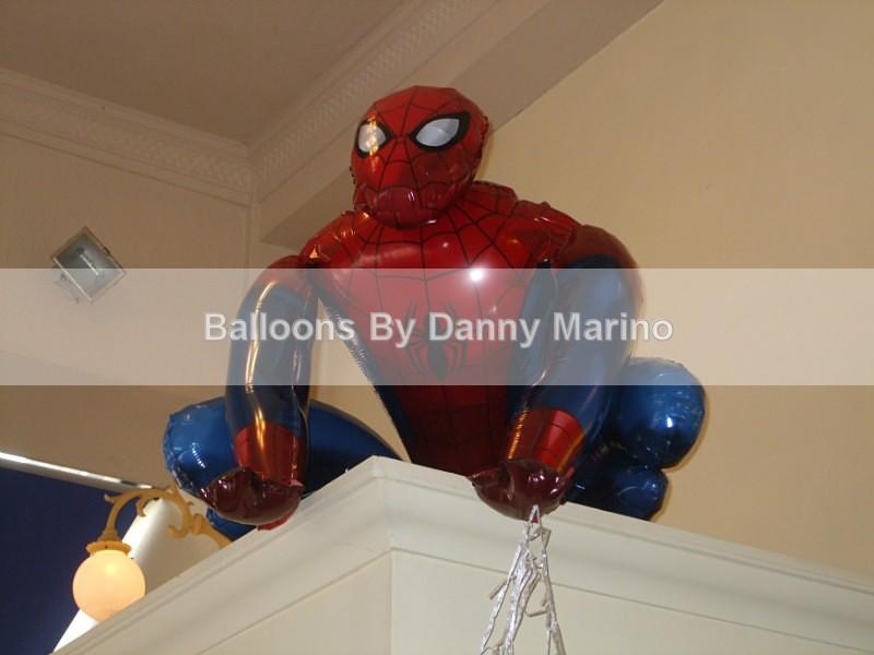 Spiderman Giant Balloon - Birthday Balloons