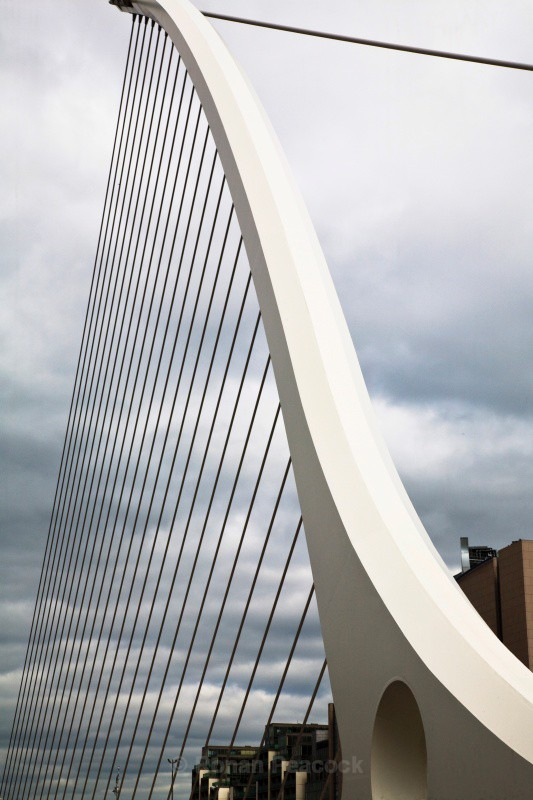 Harp Strings - Shapes and Skies