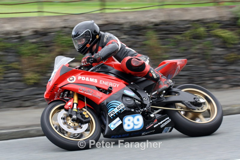 Mike Swanson - Manx Grand Prix and Classic TT