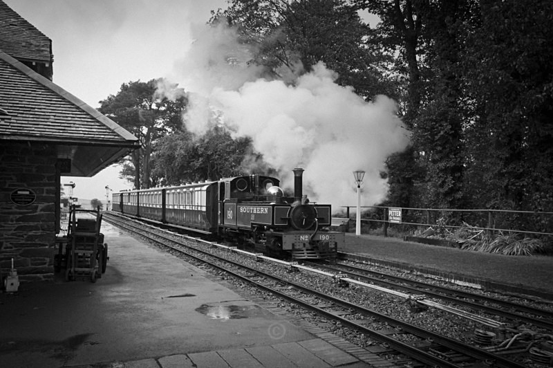 The 1033 from Town - The Lure of Steam