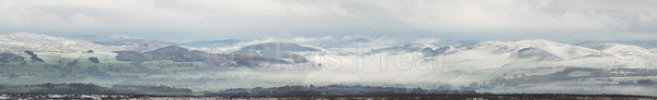 First Snows of Winter - Panoramics