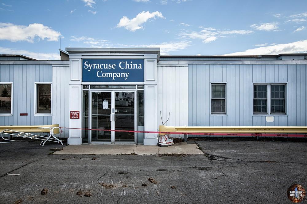 Syracuse China (Syracuse, NY) | Entrance - Syracuse China