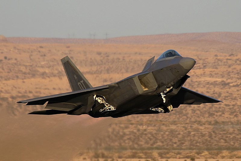 F-22A Raptor, US Air Force - Aviation