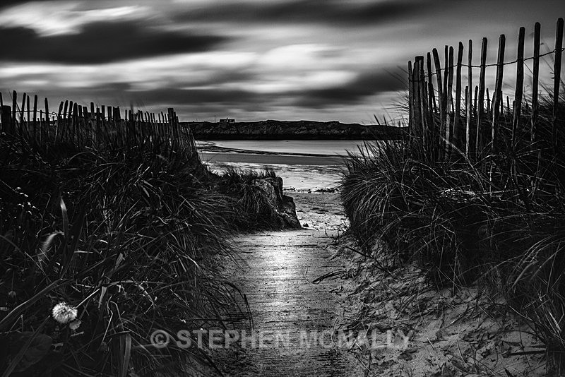To the beach - Seascapes