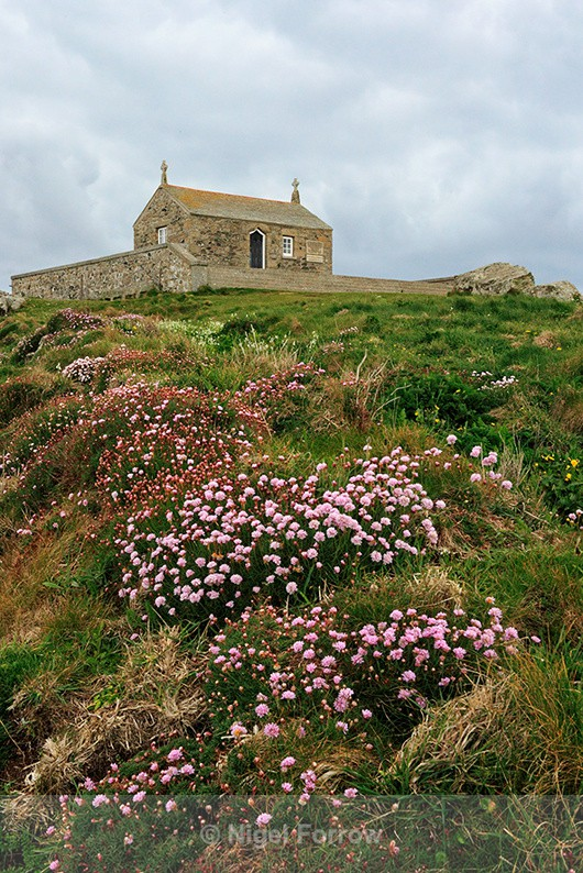 The Chapel of St. Nicholas, St. Ives, Cornwall - Cornwall, England