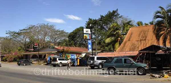 Costa Rica roadside stop - Central America