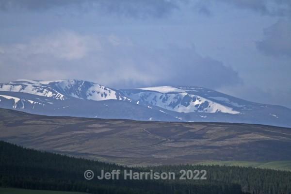 Cairngorms (image Cairng 01) - Landscapes & Skies