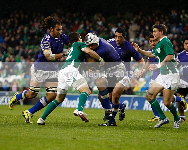 _I2H5980 - Ireland v Samoa - Guinness Series - Aviva Stadium - Dublin - 13/11/2010 Ireland 20 v 10 Samoa