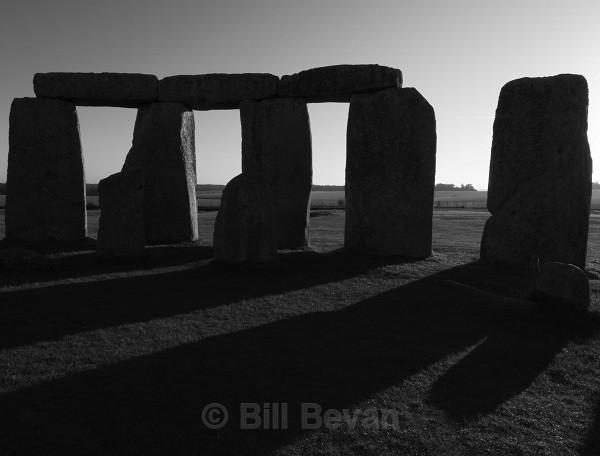 Dawn - Stonehenge