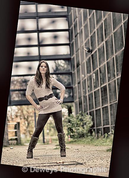 - Model Shoots