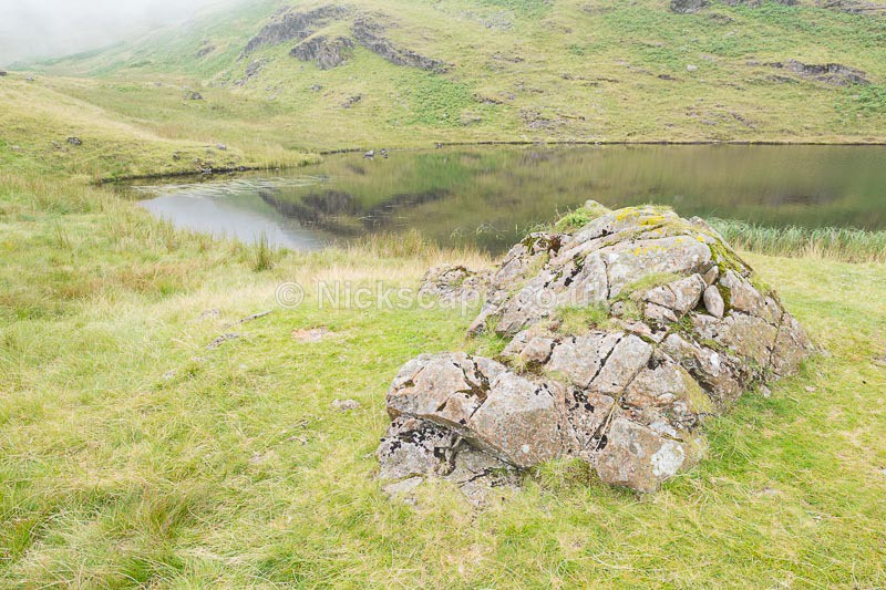 Codale Tarn - Easedale - Lake District National Park - Lake District National Park
