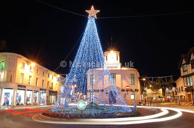 Christmas at Stratford upon Avon | Gallery | Warwickshire Christmas Lights