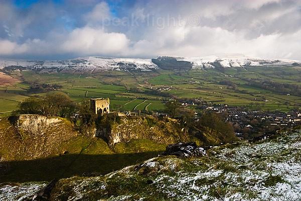 Peveril Winter - Peak District