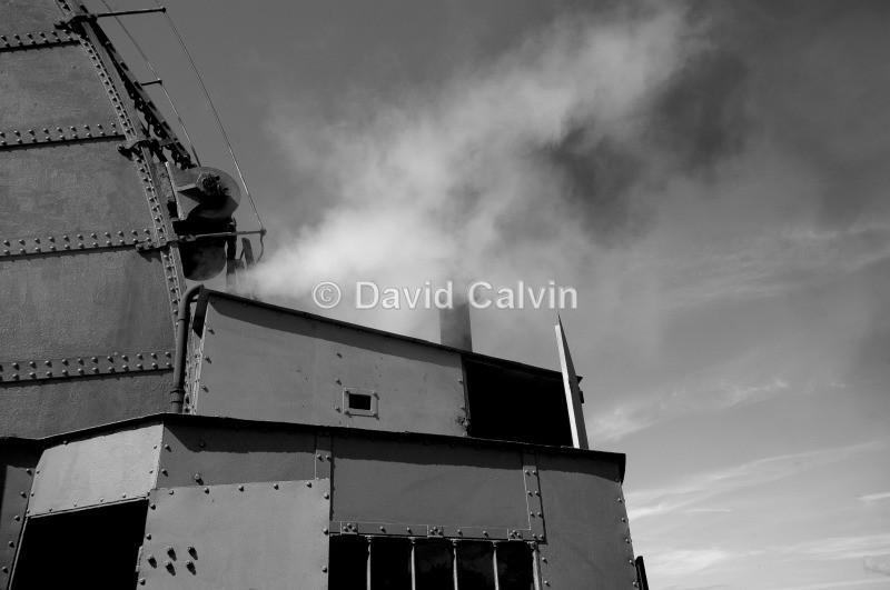 Steam Crane 1 - Bristol Harbourside