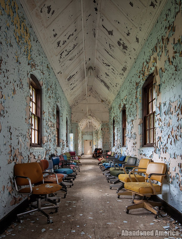 - Abandoned Asylums and Institutions