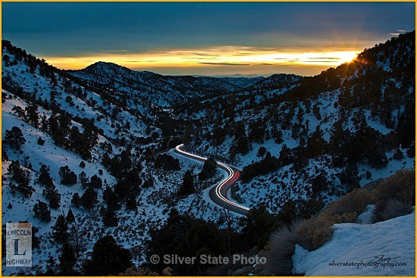 Carroll Summitt - Lincoln Highway - Nevada (mostly) Landscapes
