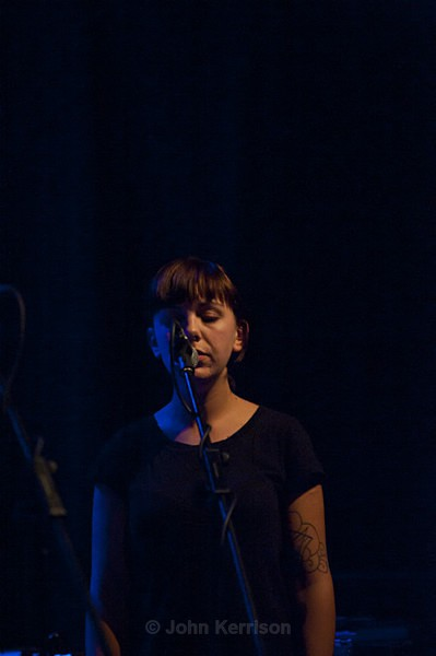 Lydia Walker of Wooden Arms - Concert