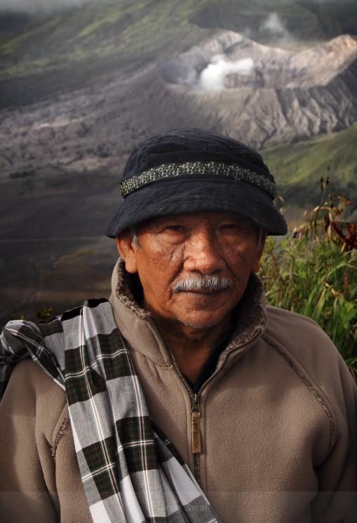 Bromo Man - Volcano Dawn (Bali and Beyond)