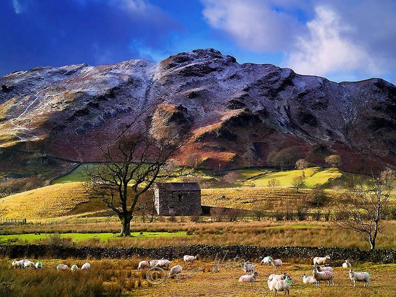 St Johns Vale Cumbria - England
